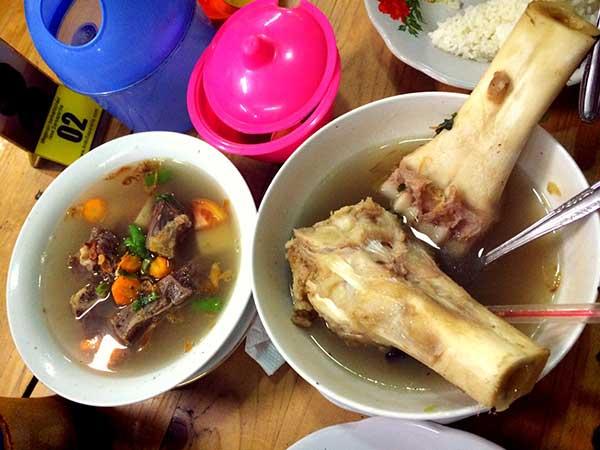 Sop Tulang Sum Sum 468 Di Tebet Info Kuliner