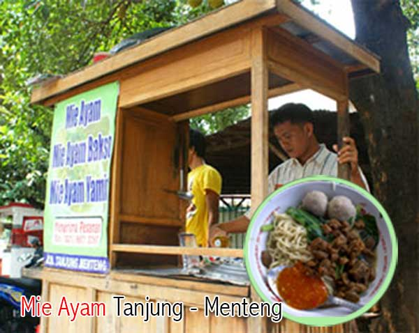 Image result for mie ayam tanjung menteng