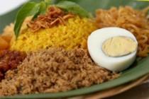 Nasi Kuning Bubur Manado Pops