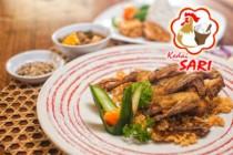 Kedai Sari, Special Ayam Kremes