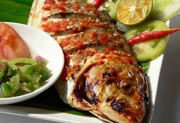Ikan Bakar Tude 78