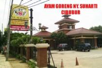 Ayam Goreng Ny Suharti Cibubur