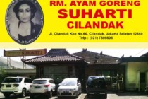 RM Ayam Goreng Suharti Cabang Cilandak