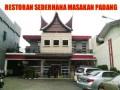 Restoran Sederhana Masakan Padang Taman Mini