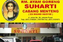 RM Ayam Goreng Suharti Cabang Menteng