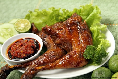 Pondok Ayam Bakar Penyet
