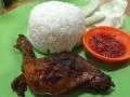 Ayam Bakar dan Ikan Bakar Mas Kumis