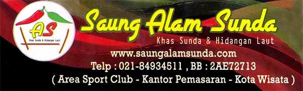 SAUNG-ALAM-SUNDA