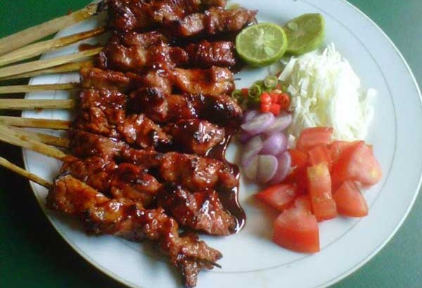 Sate Ayam dan Kambing RSPP Cabang Bintaro Cak Ud