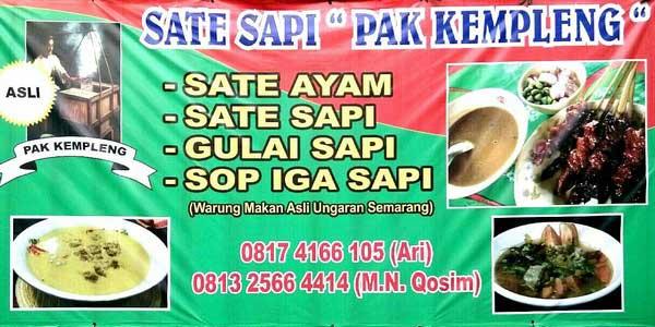 SATE-SAPI-PAK-KEMPLENG