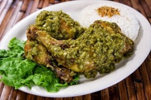 Warung Makan Khas Bandung Ibu Enung