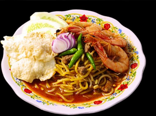 Mie Aceh Mantap