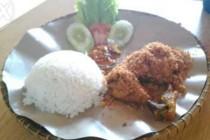 Ayam Penyet Gema