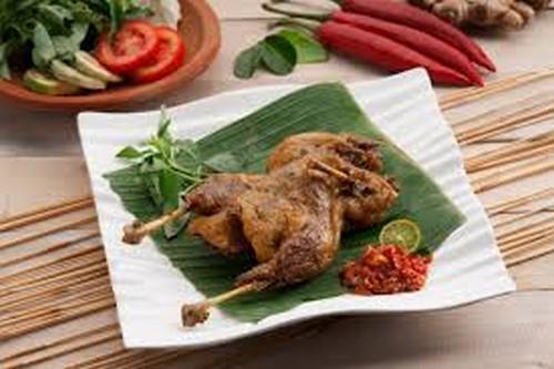 Ayam Bakar Ibu Duwi