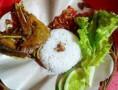Warung Lesehan Bebek dan Ayam Penyet Wong Jatra Tegal