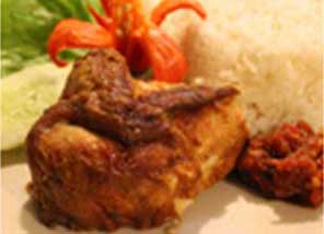 Ayam Guling Jakarta