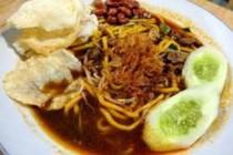 Mie Aceh Ujoeng Rimba