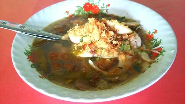 Soto Ayam & Soto Ceker Lamongan Cak Zain