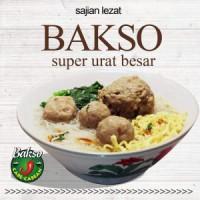 Bakso Cabe-Cabean