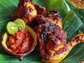 Ayam Bakar dan Mie Ayam Lek Man