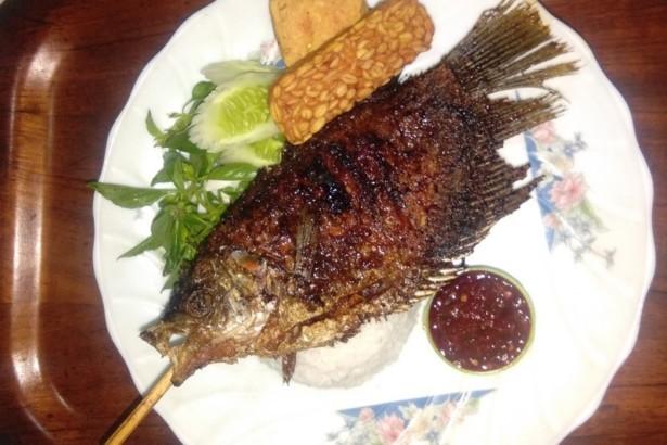 Ayam Ikan Tusuk Mintorejo