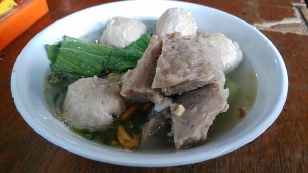 Bakso dan Mie Ayam Mas Bagong