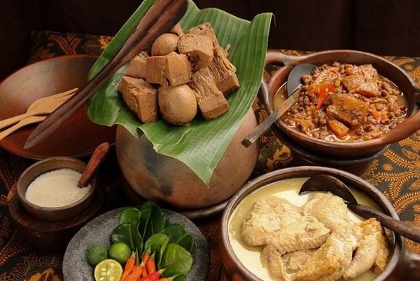 Gudeg Jogja Bu Cipto Info Kuliner