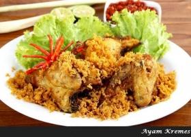 Resep Ayam Kremes Gurih Kriuk Kriuk