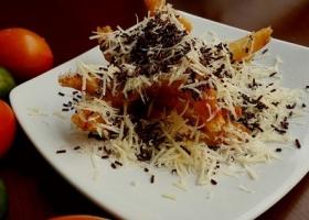 crispy cassava