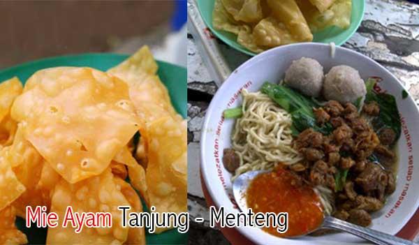Mie Ayam Tanjung Menteng