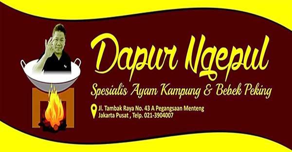 DAPUR-NGEPUL