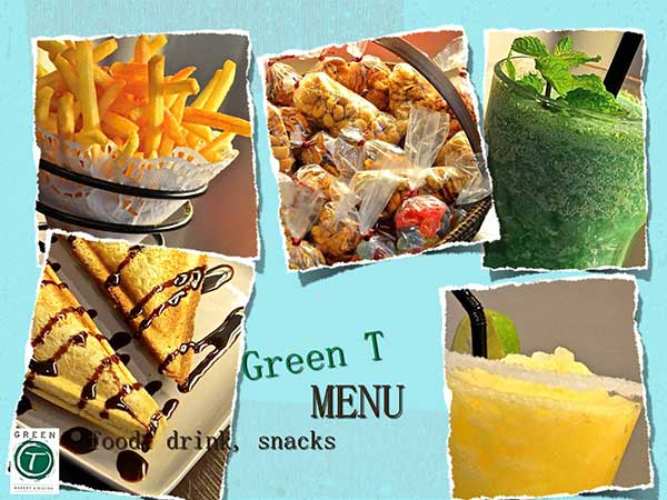 Green T Cafe