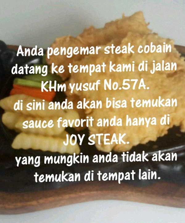 JOY-STEAK5