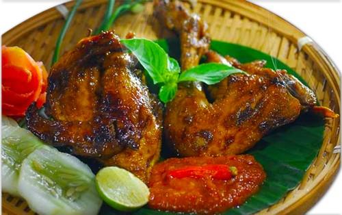 Ayam Bakar Wulan