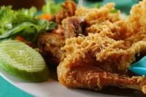 Ayam Goreng Kremes Mas Faqih
