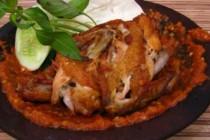 Ayam Penyet Tulang Lunak Candra Ramadan