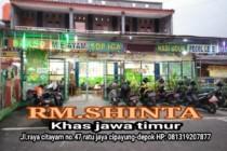 Rumah Makan Shinta