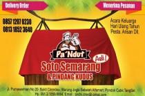 Soto Semarang Pak Ndut