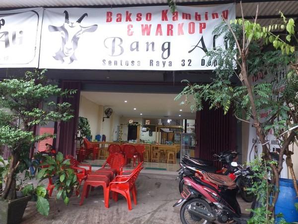Warkop Bang Ali