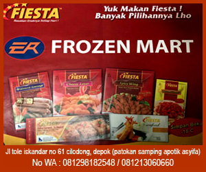 ER Frozen Food