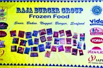 Toko Frozen Food RAJA BURGER GROUP