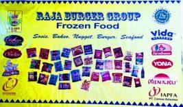 Toko Frozen Food RAJA BURGER GROUP