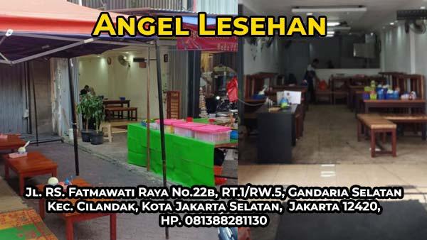 Angel Lesehan